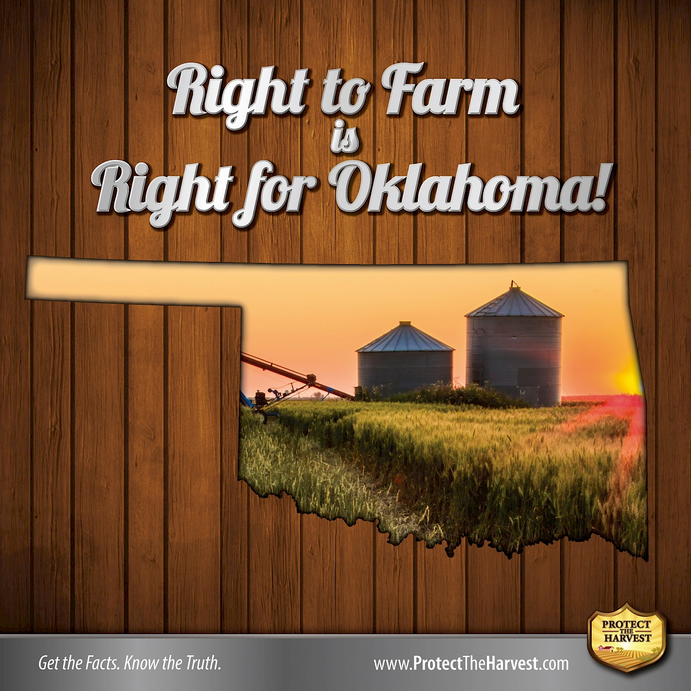 Oklahoma Right to Farm Amendment Clears First Hurdle
