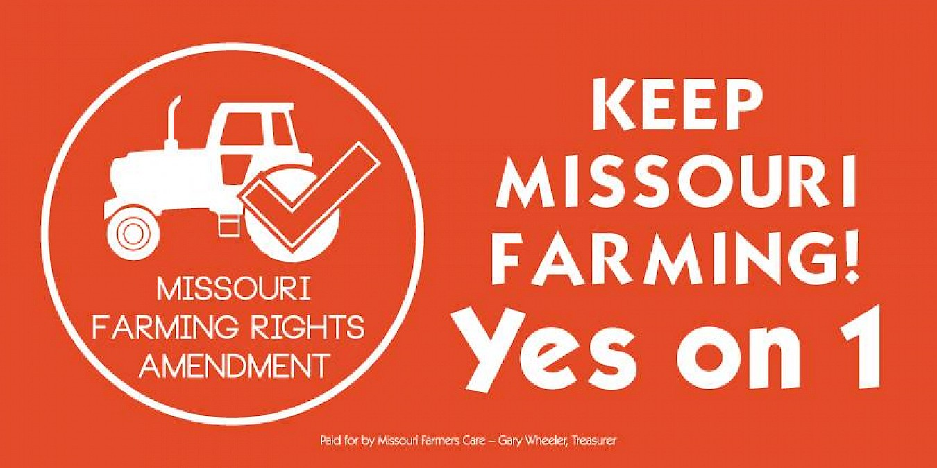 Missouri Farming Rights Amendment - Everything You Need To Know