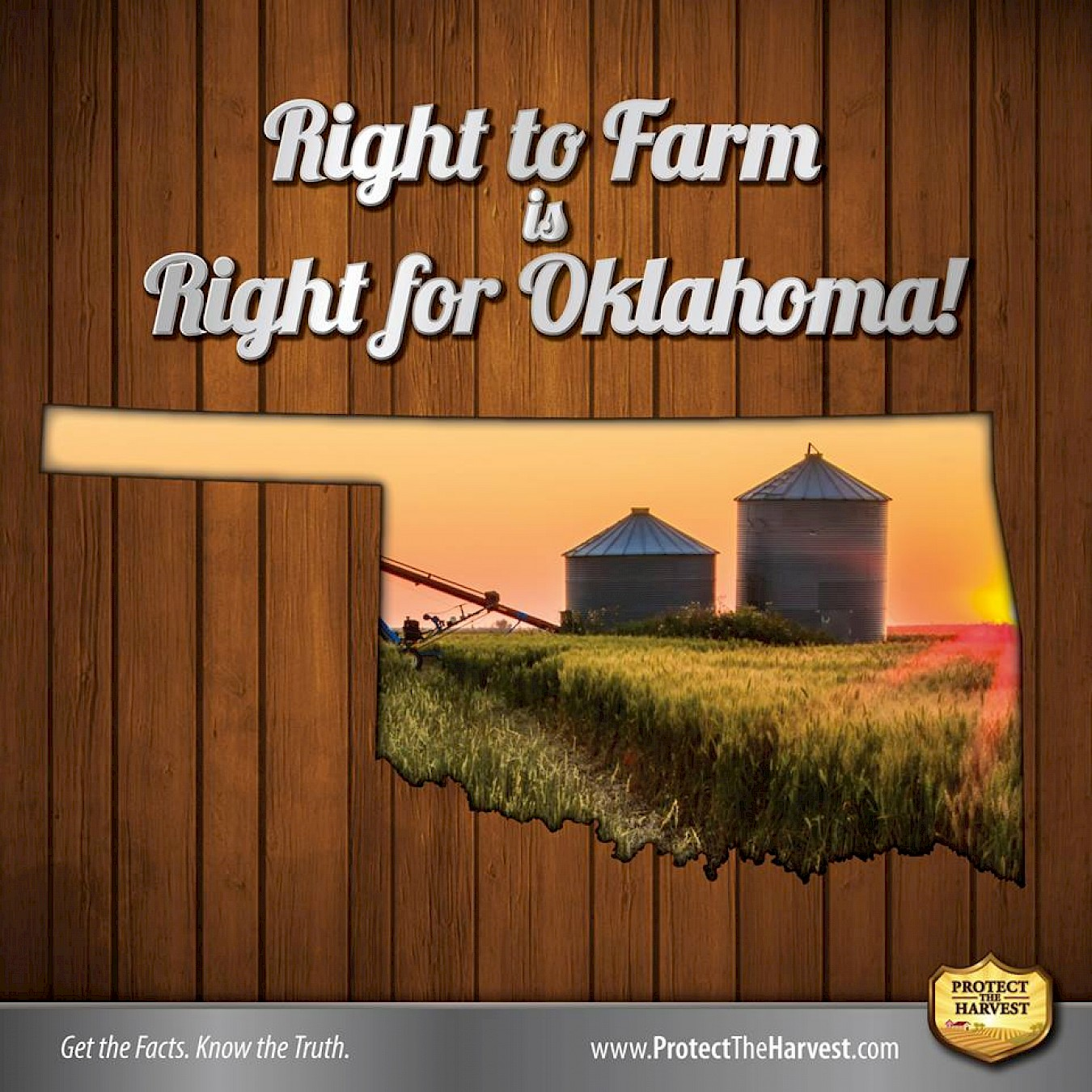 Right to Farm Passes in Oklahoma Senate; One Hurdle Away from Ballot