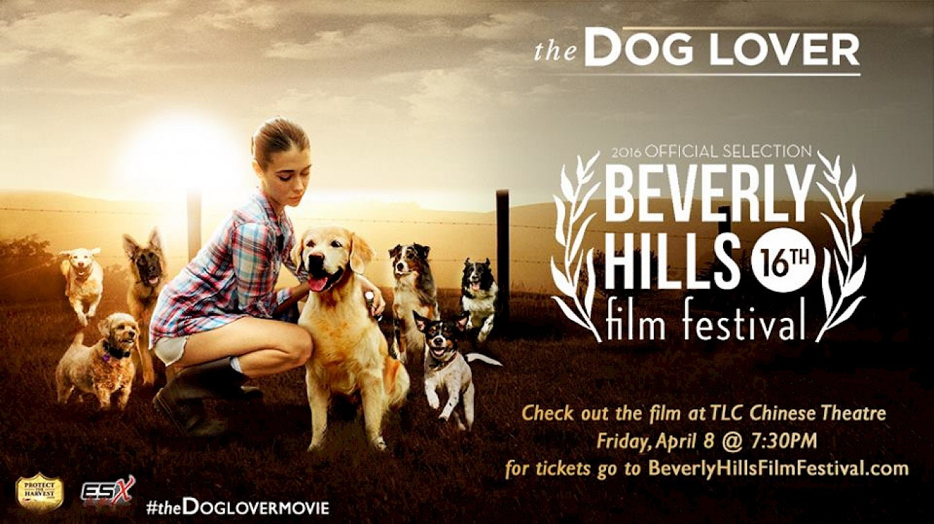 The Dog Lover: The Wrong Side of Right to be Featured in Beverly Hills Film Festival