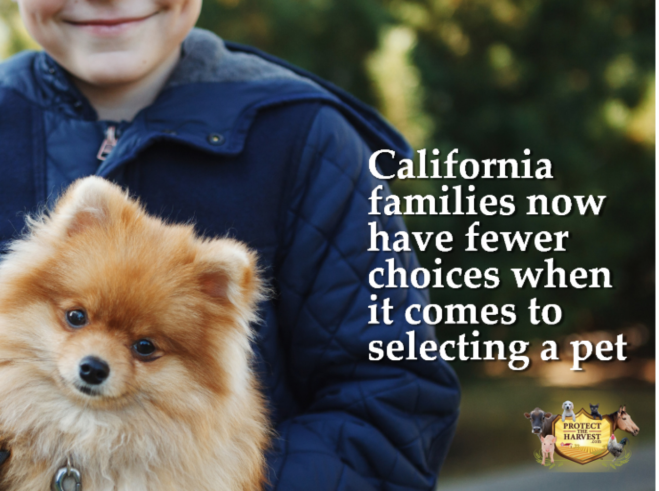 CA - AB 485 Follow Up - Governor Brown Signs Bill That Restricts the Rights of Pet Owners