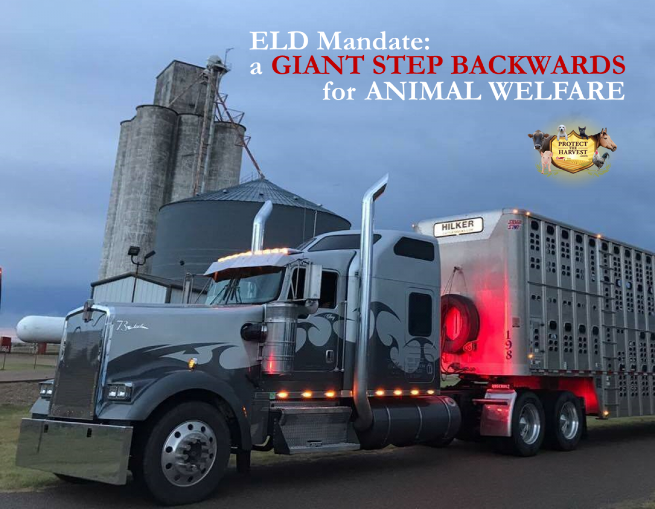 A Giant Step Back for Animal Welfare - ELD Mandate