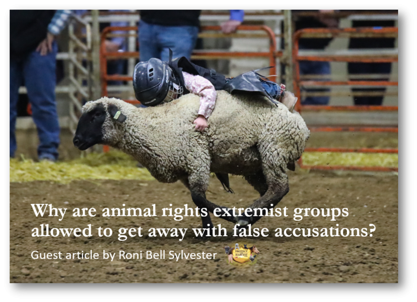 Why Are Animal Rights Extremist Groups Allowed to Get Away with False Accusations?