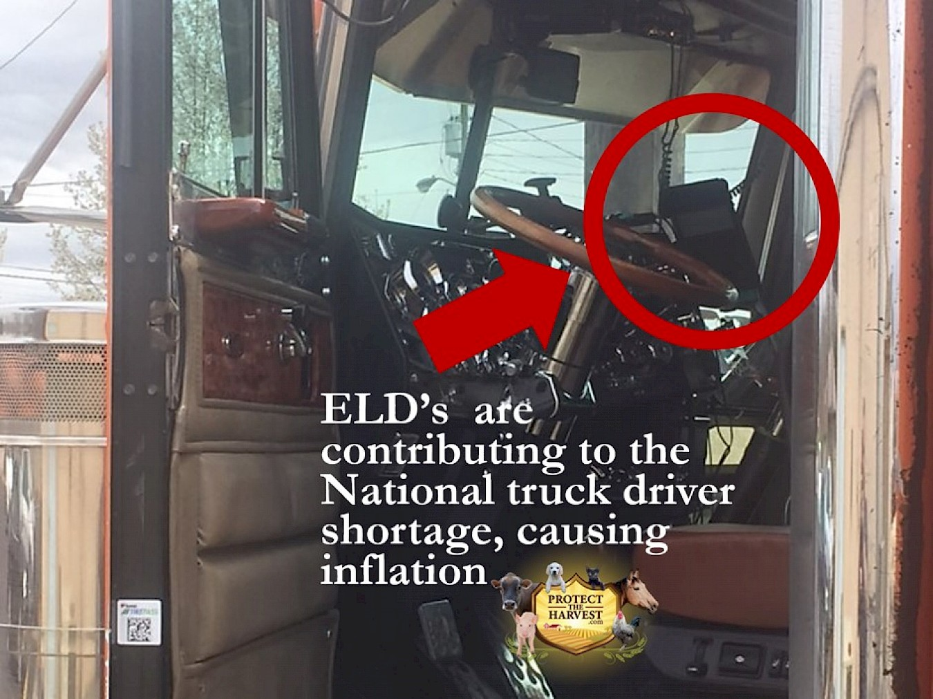 ELD Mandate Can Undo Trump's Work to Reinvigorate US Economy