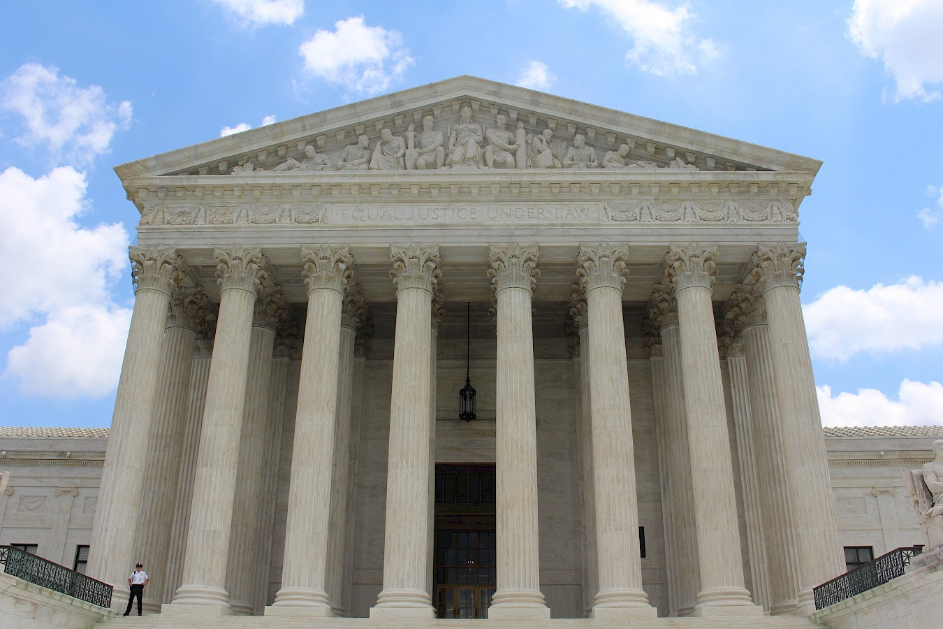 Supreme Court Lawsuits Filed Against Massachusetts and California