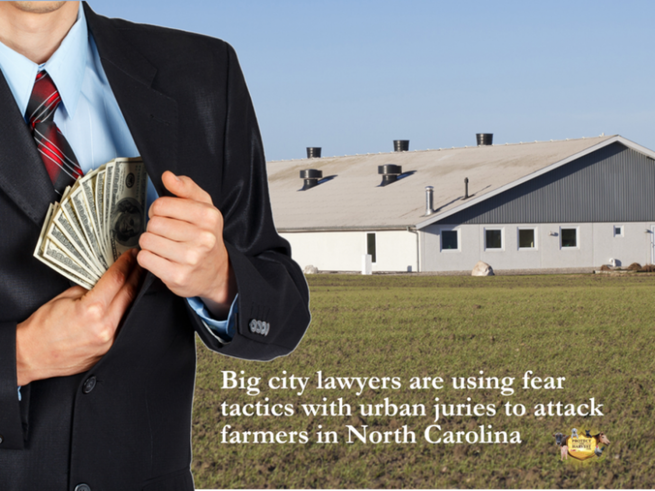 Texas Law Firm Targets North Carolina Farmers