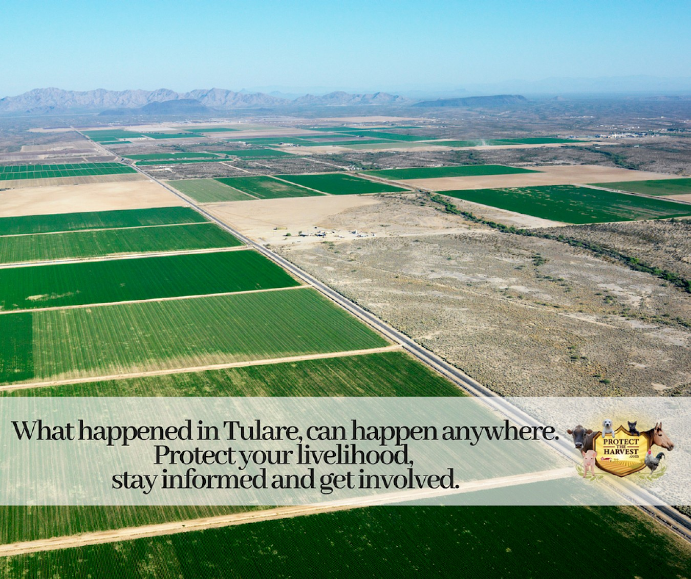 What Happened In Tulare, Can Happen Anywhere