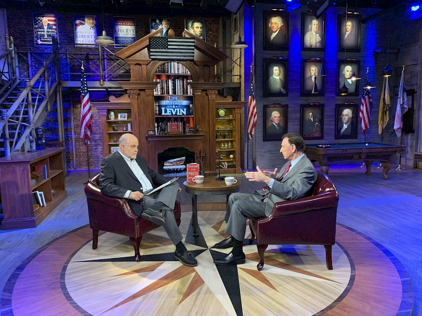 Protect The Harvest founder, Forrest Lucas, will appear on the Fox News show, 'Life, Liberty, & Levin' with Mark Levin.